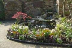Flowerbed design