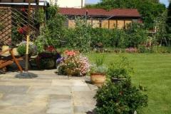 Garden and patio design